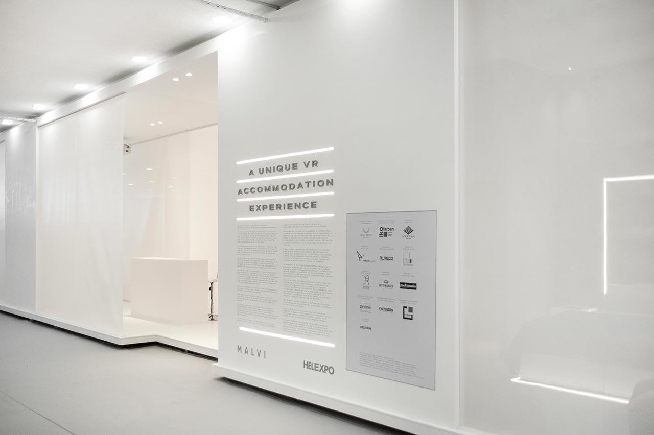 MALVI Hotelia 2019 - A Unique VR Accommodation Experience